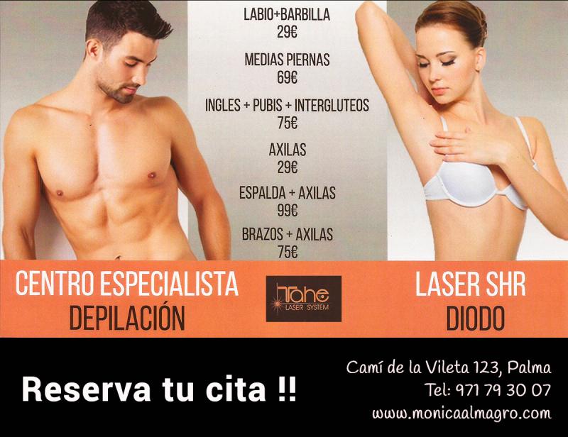 depilacion laser mallorca