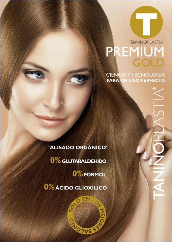 Nuevo tratamiento con Taninoplastia Premium Gold