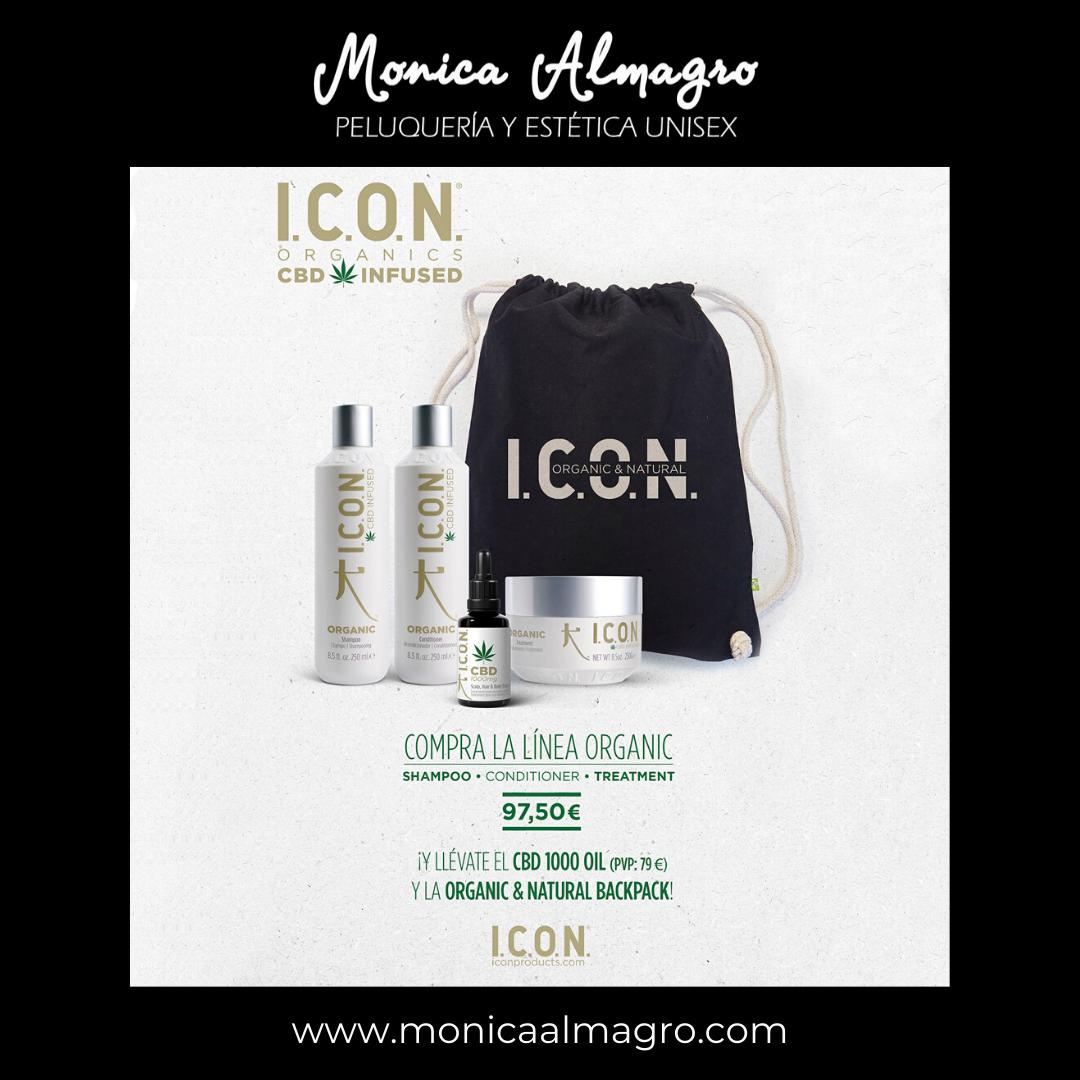Pack Edición Limitada - ICON Organics