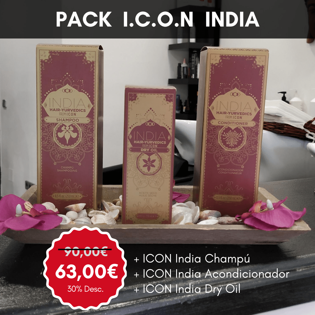 Pack ICON India